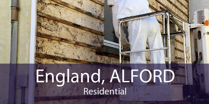 England, ALFORD Residential