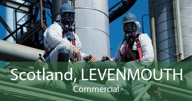 Scotland, LEVENMOUTH Commercial